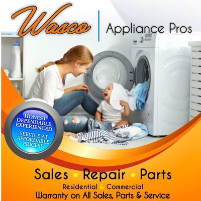Avatar for Wasco appliance pros Bakersfield, CA Thumbtack
