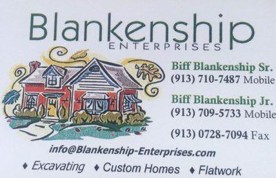 Avatar for Blankenship Excavating