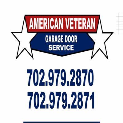 Avatar for American Veteran Garage Doors