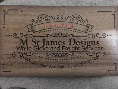 Avatar for M.St James Designs Las Vegas, NV Thumbtack