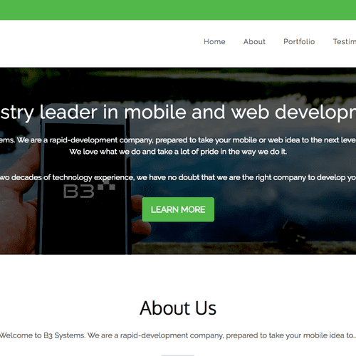 Lighting fast loading WordPress website that is mobile responsive and SEO ready