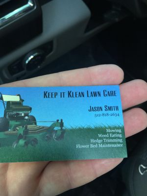 Avatar for Keep It Klean Lawncare Granger, TX Thumbtack