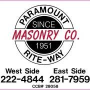 Avatar for Paramount/Rite-Way Masonry Co. Portland, OR Thumbtack