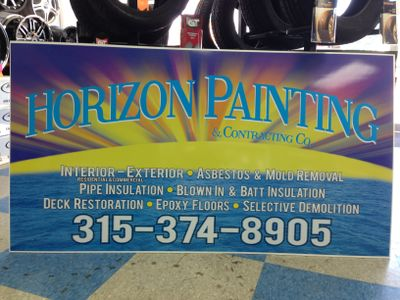 Horizon Painting & Contracting Co. Syracuse, NY Thumbtack