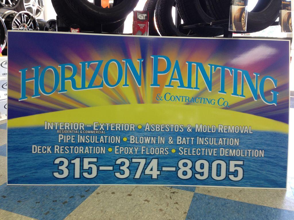 Horizon Contracting Co.