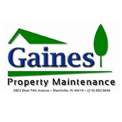 Avatar for Gaines Property Maintenance Merrillville, IN Thumbtack