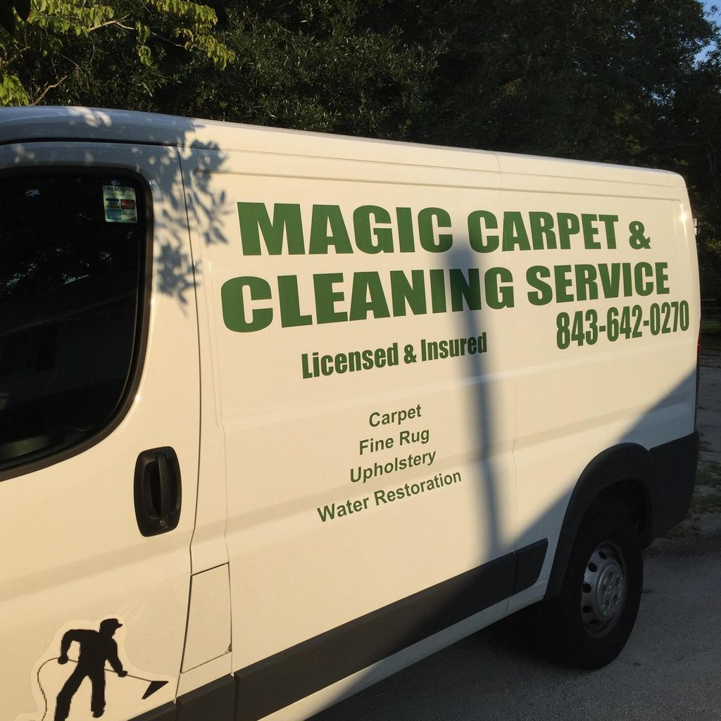Magic Carpet & Cleaning Service