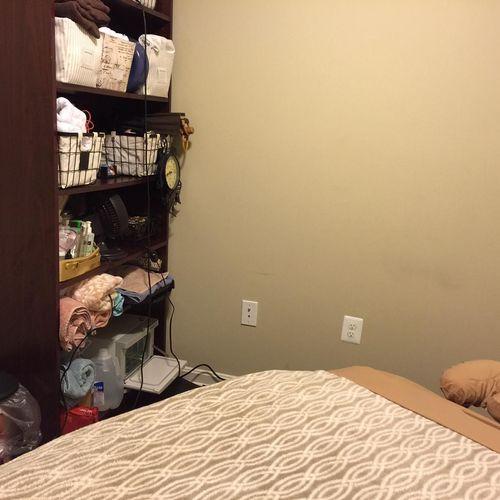 Single Treatment Room for Massage