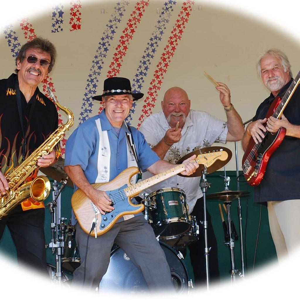 J Silverheels Classic Rock 'N Oldies Band