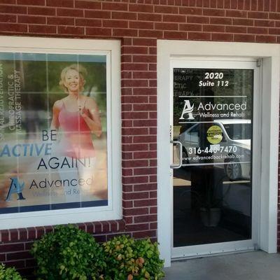 Avatar for Advanced Wellness and Rehab Wichita, KS Thumbtack
