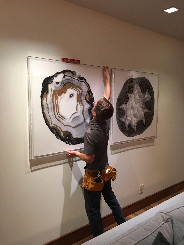 Seelevel Art Installation