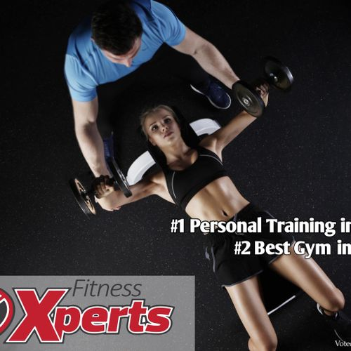 Voted #1 in Personal Training in all of Orlando, and #2 Best Gym in all of Orlando.  By the Orlando A- List, CityVoter.