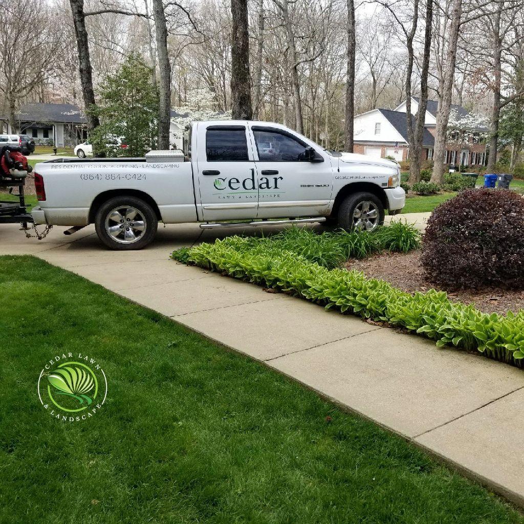 Cedar Lawn & Landscaping