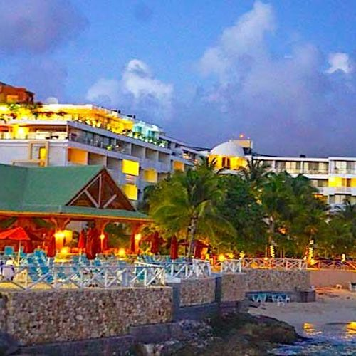 Sonesta Hotel & Beach Resort - St. Marteen