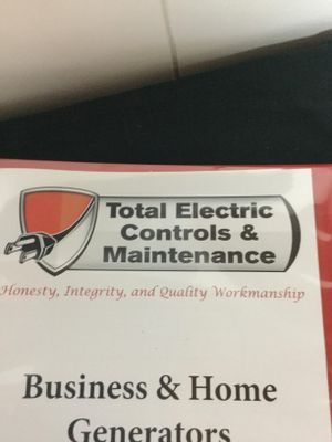 Avatar for Total Electric Controls and Maintenance Saint Charles, IL Thumbtack