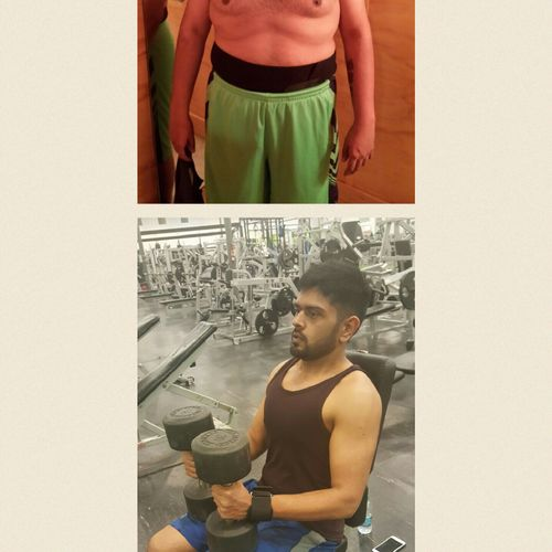 This guy is the example of hard work and consistency