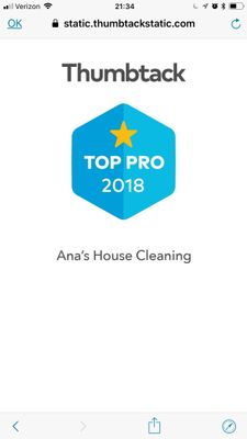Avatar for Best's house cleaning Clifton Park, NY Thumbtack