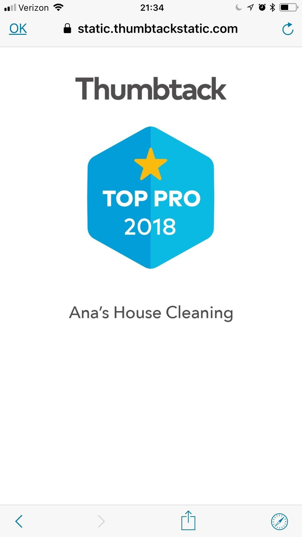 Best's house cleaning