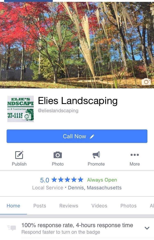 Elie's Landscaping