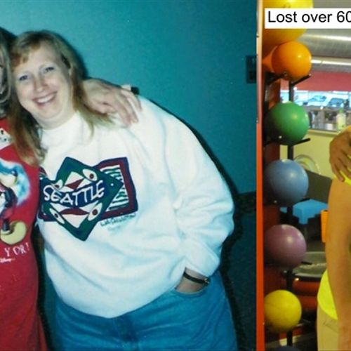 Danetta wanted her health back and in the process improved her endurance and mobility as well.