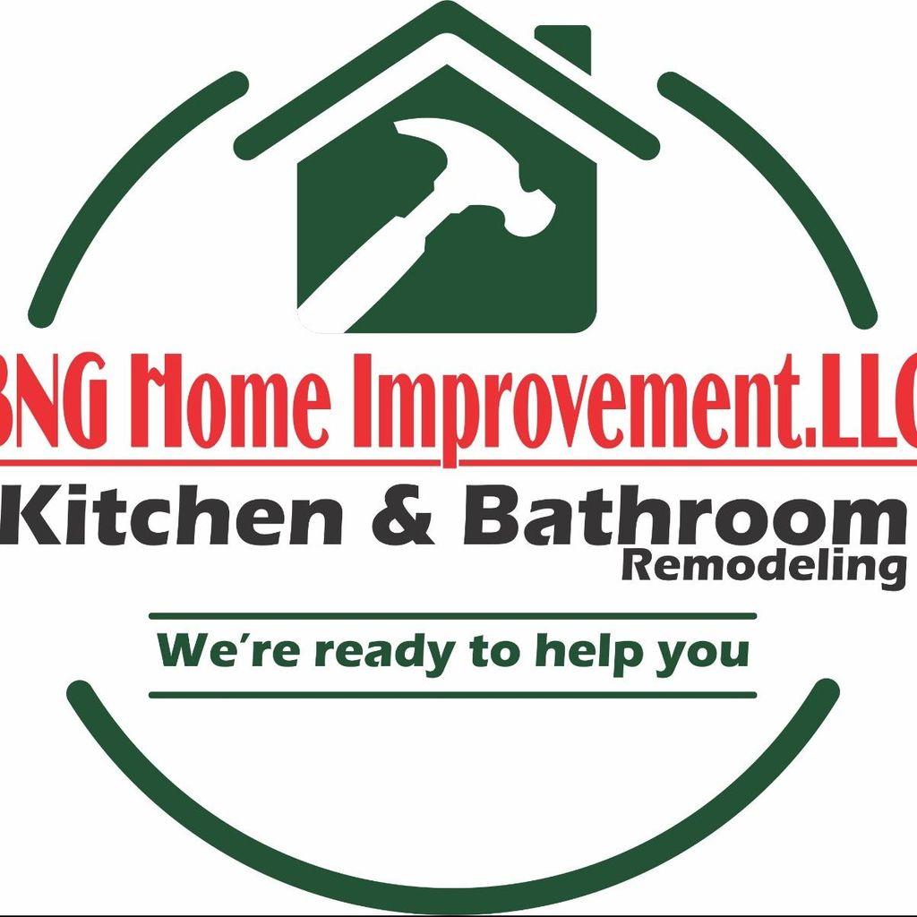 BNG Home Improvement LLC We accept all credit c...