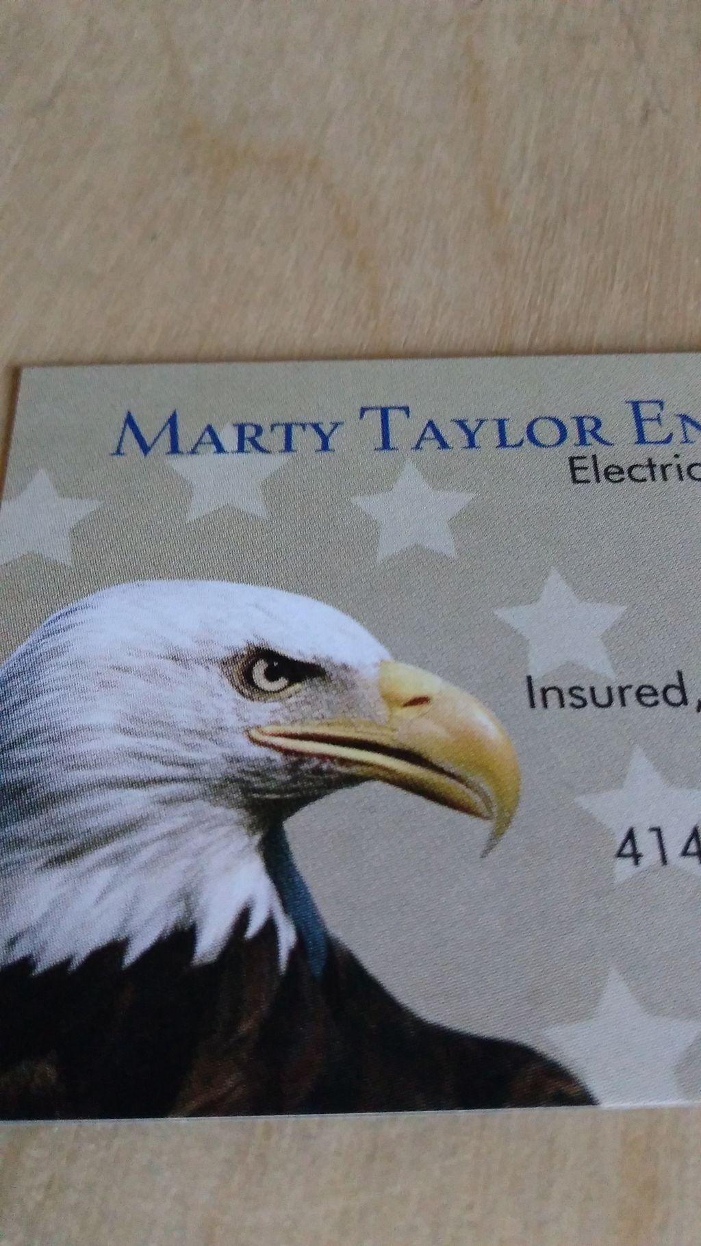 Marty Taylor Enterprises LLC