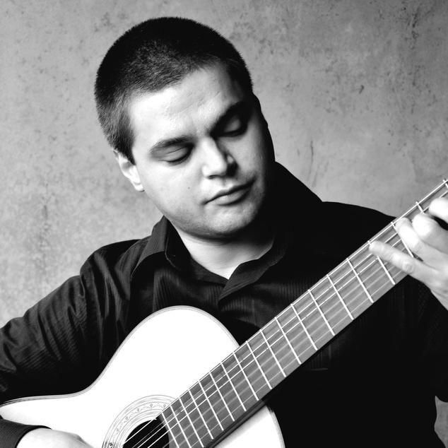 Antoniy Kakamakov Classical Guitar