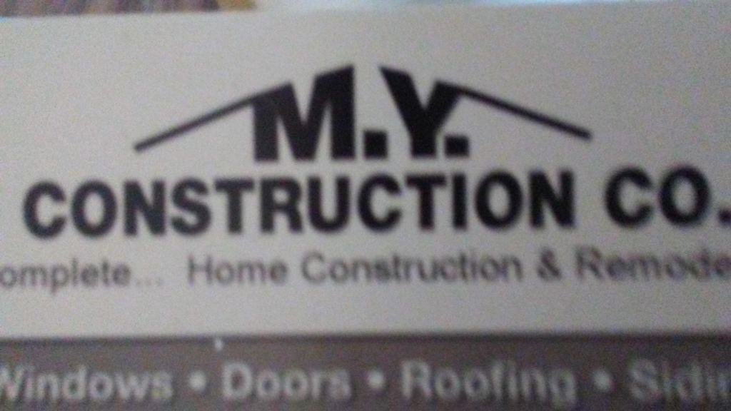 M.Y. Construction Co.