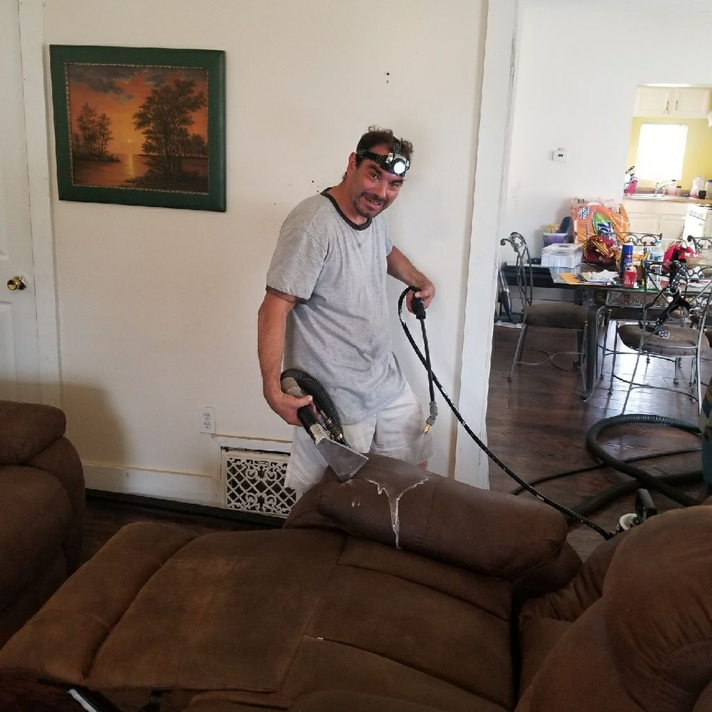 Pro-Tech Carpet Cleaning & Restoration Services