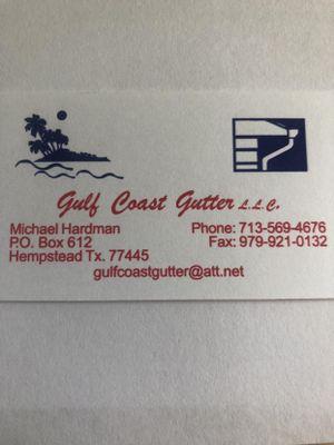 Avatar for Gulf Coast Gutter, LLC Hempstead, TX Thumbtack