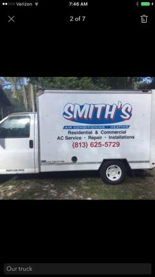 Avatar for Smith's Air Conditioning & Heating LLC Tampa, FL Thumbtack