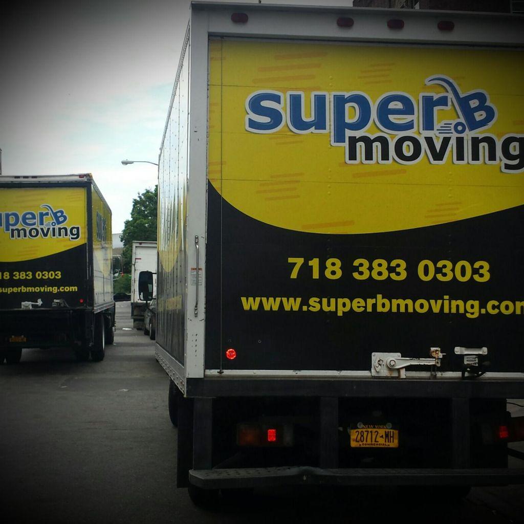 Superb Moving