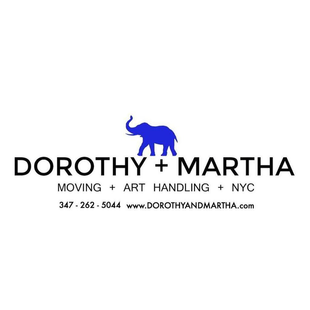 Dorothy and Martha Moving and Art Handling