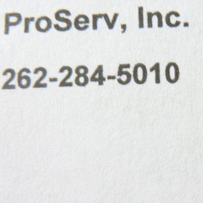 Avatar for ProServ, Inc.