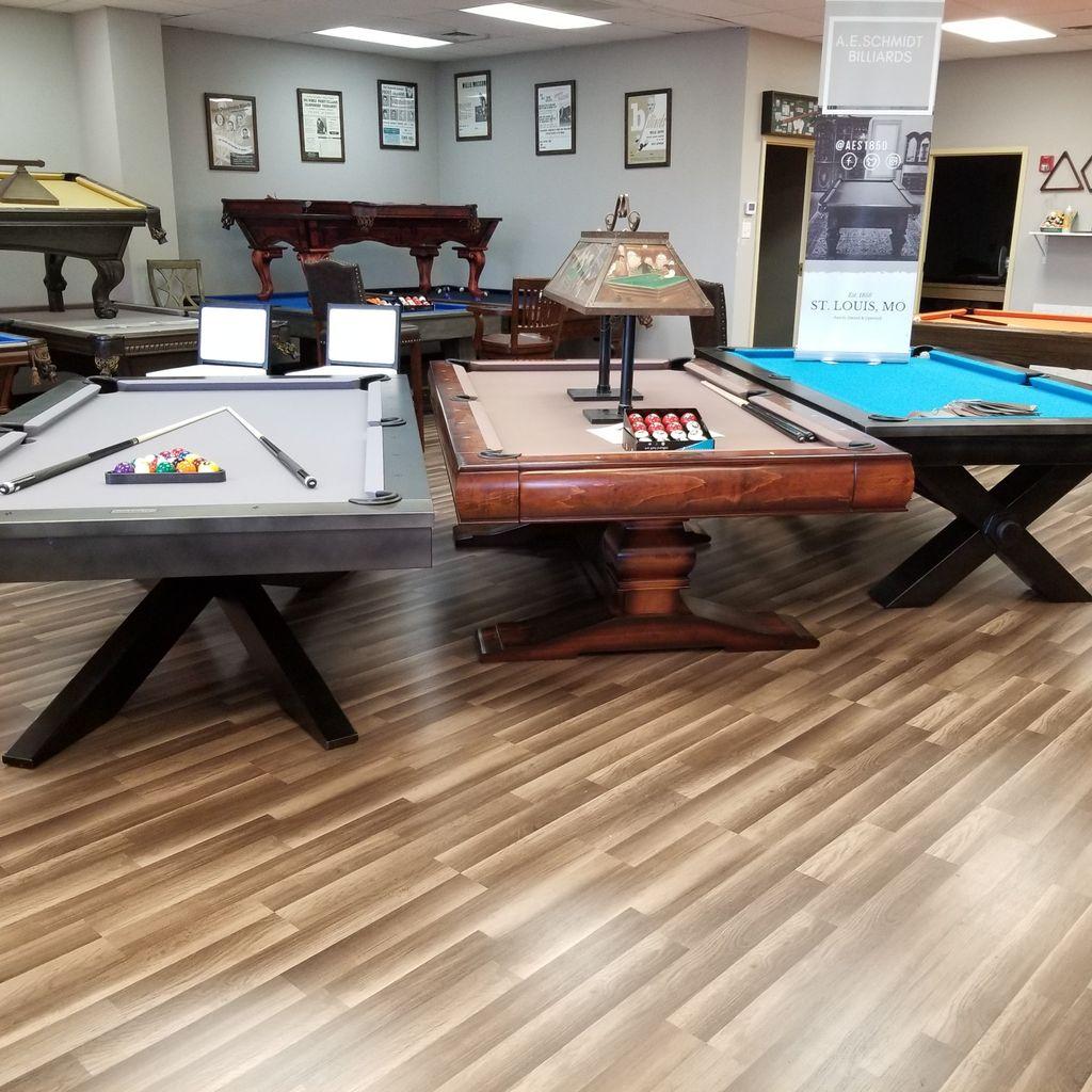 Classic Home Billiards