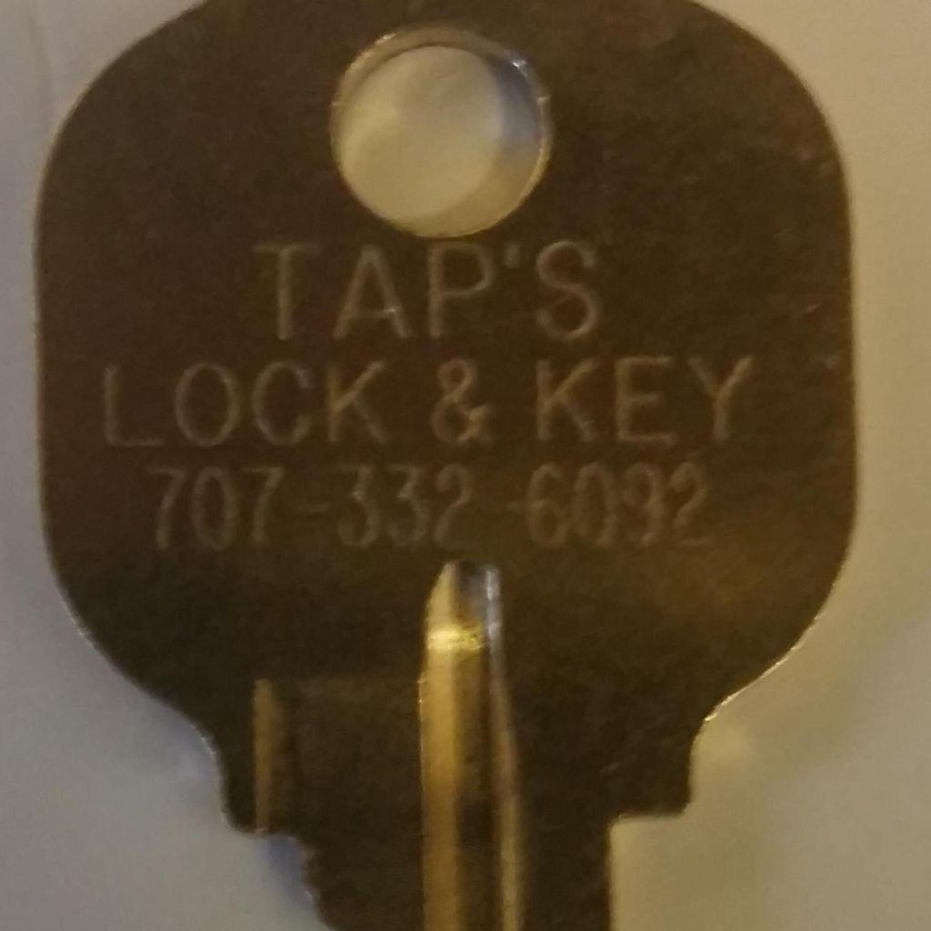 Tap's Lock & Key