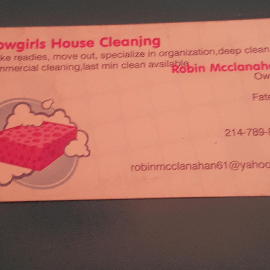 Cowgirl House Cleaning Service