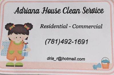 Avatar for Adriana Cleaning Services