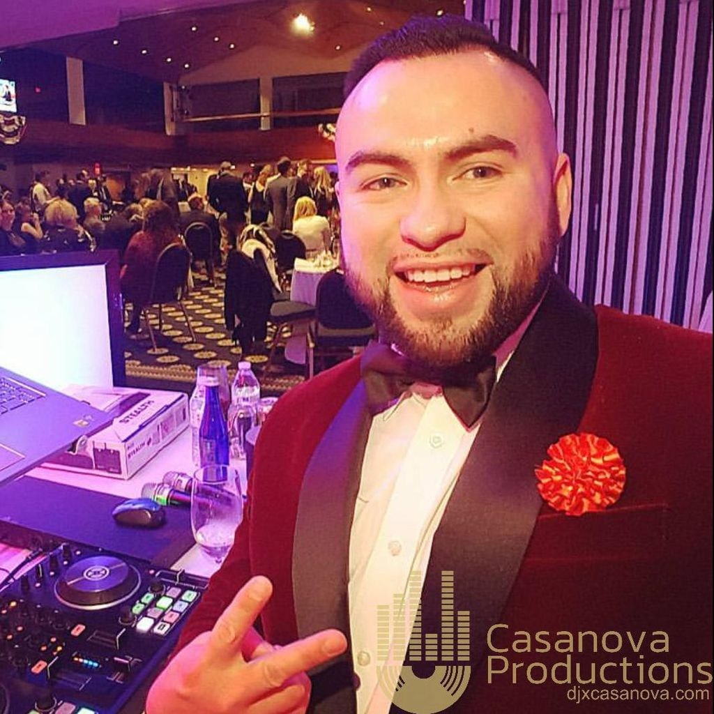 DJ Casanova Productions & Lighting