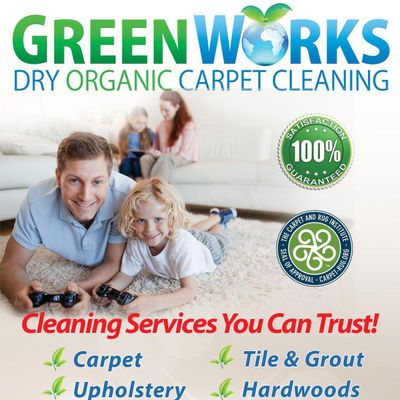 Avatar for GreenWorks Carpet Cleaning