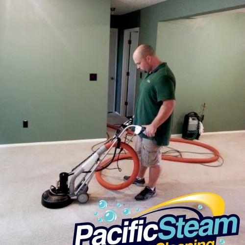 Rotovac 360i Rotary Carpet Cleaning Extraction, Portland Oregon