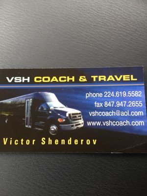 Avatar for VSH Coach Inc. Wheeling, IL Thumbtack