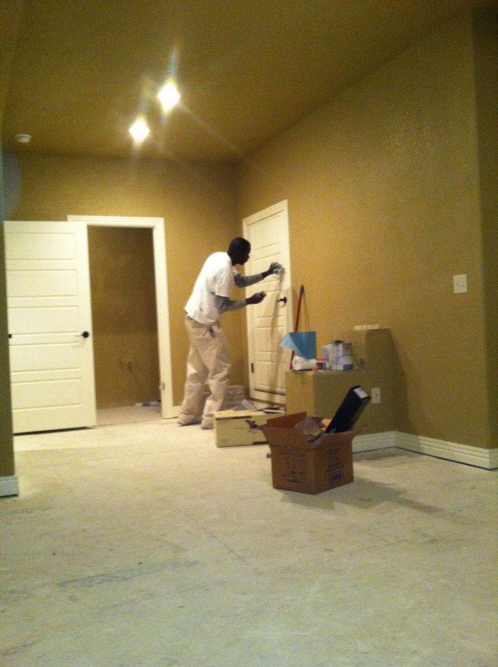 Bazile Paint and Drywall