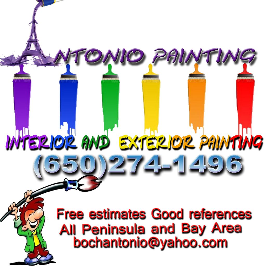 Antonio painting And Restoration Interior And E...