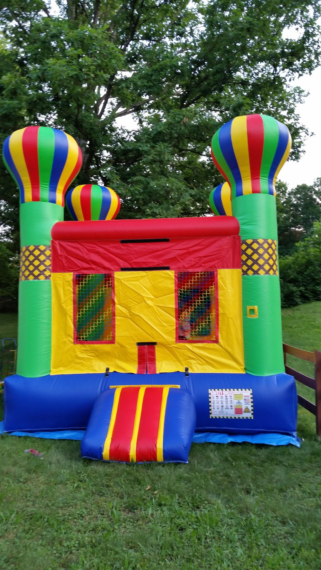Haynes Bouncy House Rental