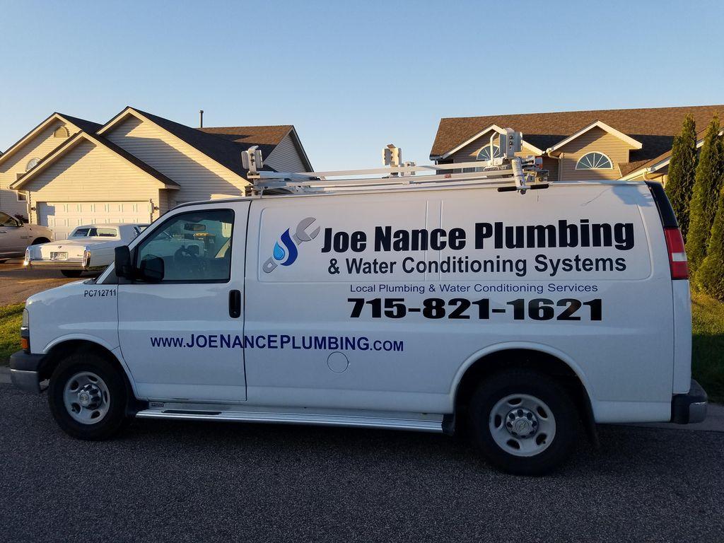 Joe Nance Plumbing & Water Conditioning Systems