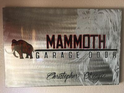 Avatar for Mammoth Garage Door Inc. Fresno, CA Thumbtack