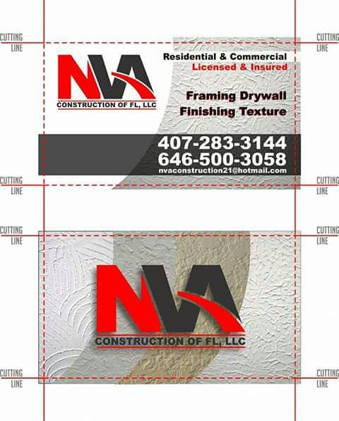 Nva construction of FL LLC
