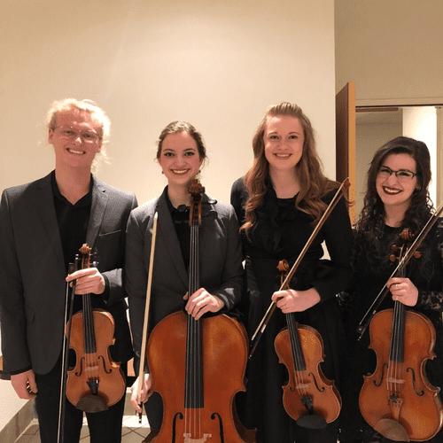 OC Tanner Quartet at the University of Utah