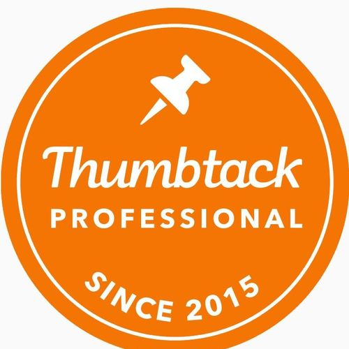 With 110 hies and 3 years on Thumbtack we are a solid company!